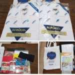 UATRE entrega kits escolares