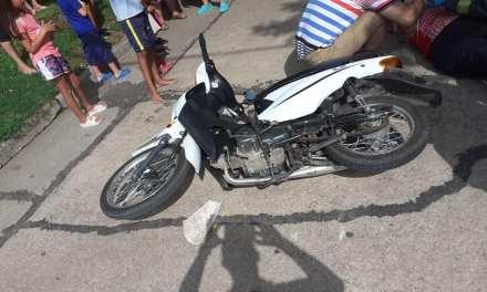 DEHEZA: Accidente de tránsito con personas lesionadas