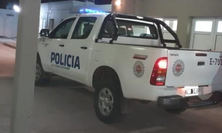 General Deheza – «Asistencia policial con RCP a un bebe de un mes de vida»