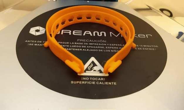 El IPEA 291 realizará  protectores faciales con impresora 3D