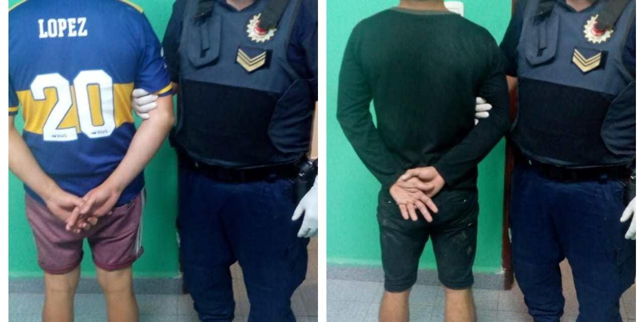 Deheza: 2 detenidos por no respetar el aislamiento social, preventivo y obligatorio