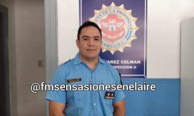 Actividad policial – Visita a quienes viajaron al exterior para notificarles que deben realizar la cuarentena