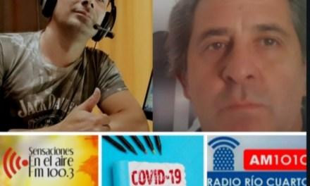 Info y Opinión -[Comunicación] con el Periodista Maxi Pizarro de Lv 16 Radio Río Cuarto
