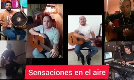 «Quijote» – El nuevo video que grabaron «Los de Cabrera», desde sus casas