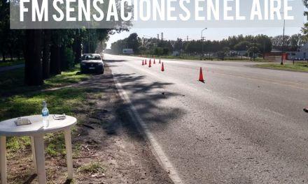 El Intendente anunció nuevo puesto de control en el acceso norte a la ciudad y dentro del ejido urbano
