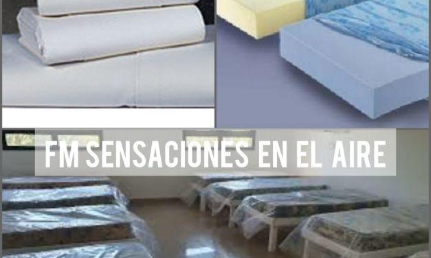 Faltan colchones, frazadas, sábanas y almohadas para el centro de aislamiento