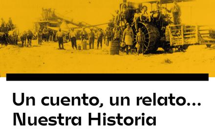 Nueva sección de la Junta Municipal de Historia «Un cuento, un relato…Nuestra Historia»