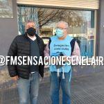 Importante convocatoria de docentes a la caravana y vocinazo en la localidad