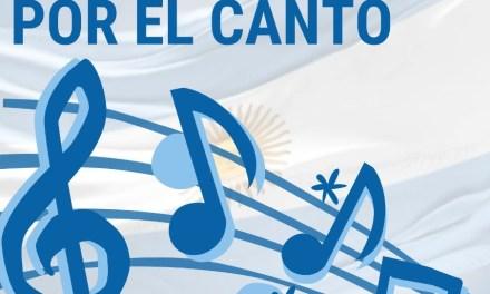 A las 21 hs entonaremos todos el Himno Nacional Argentino