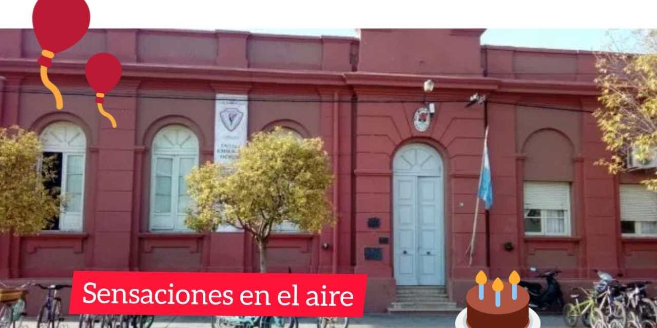 La escuela Emilio F. Olmos cumple 119 años – ¡FELIZ CUMPLEAÑOS!
