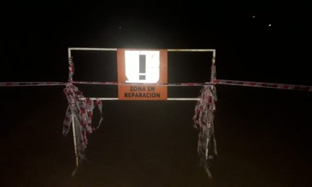 CABRERA – CIERRAN CIRCUNVALACIÓN NORTE. CAMINO ODONELL
