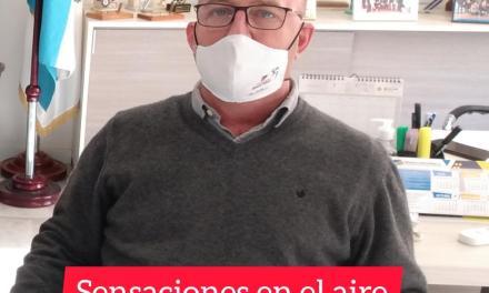 En tiempos de pandemia las obras siguen avanzando en Cabrera