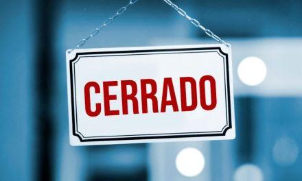 Cabrera: Sugieren restringir horarios de atención o cerrar por 48 hs los comercios