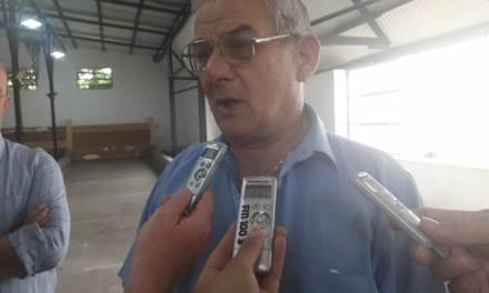 Francisco Bessone, el paciente con COVID que envió mensaje desde la clínica