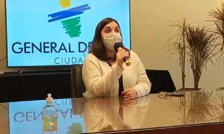 Deheza: Para mejor control, la mujer de 78 años fue derivada a Río Cuarto