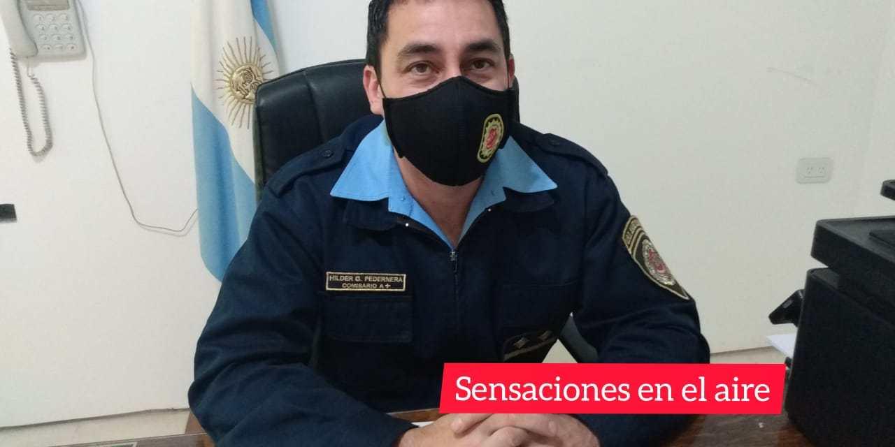 Policial – Actas, accidentes y lesiones a un efectivo policial