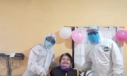 General Cabrera: La solidaridad en medio de la pandemia