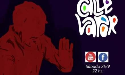 Cultura – Mañana sábado disfruta vía streaming del espectáculo que brindará «Calle Vapor»