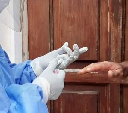 Deheza: Reporte epidemiológico [1 de noviembre]