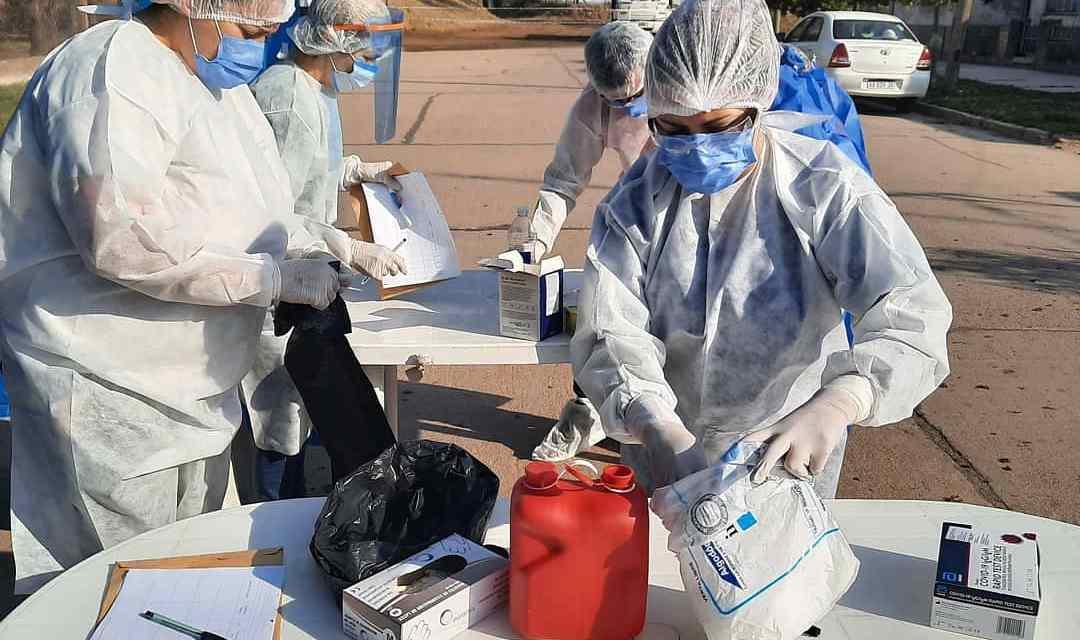 Situación epidemiológica [22 de octubre]