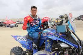Nico Cavigliasso al Dakar 2021 en Arabia Saudita