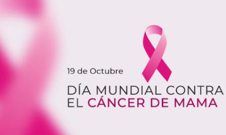 19 de Octubre – «Día Mundial contra el Cáncer de Mama