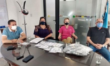 Llegaron los kit de semillas del programa provincial «La huerta en tu hogar»