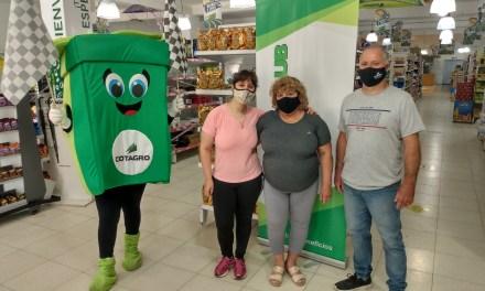 «Minuto Libre» en Cotagro… Se llevaron más de $10.000 en productos