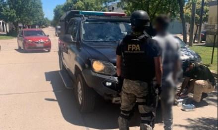 Secuestro de drogas en controles preventivos en Deheza