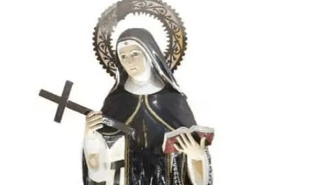 Carnerillo – Mañana es el día de la Patrona Santa Paula