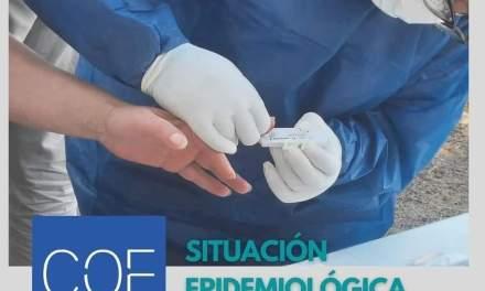 Situación epidemiológica 25 de febrero