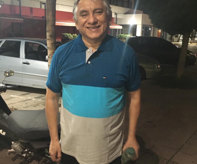 Horacio Banegas un pedazo de Santiago del Estero en Atahualpa Yupanqui