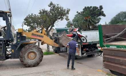 Trasladan más de 50 motos al Depósito Judicial de Reducción