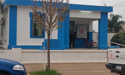 Intentaron robar en la escuela Fray Pío Bentivoglio