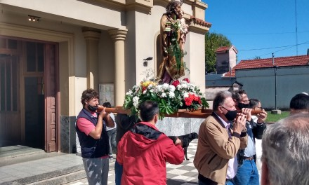 Misa y procesión en Honor a nuestro Patrono San José