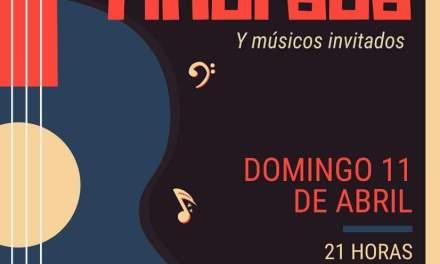 Diego Andrada y otros artistas en Fundación el Horno