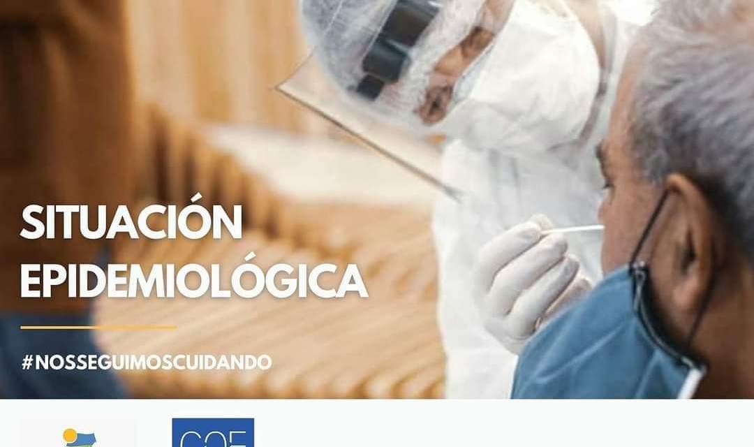 Cabrera – El COE local informó un nuevo fallecimiento