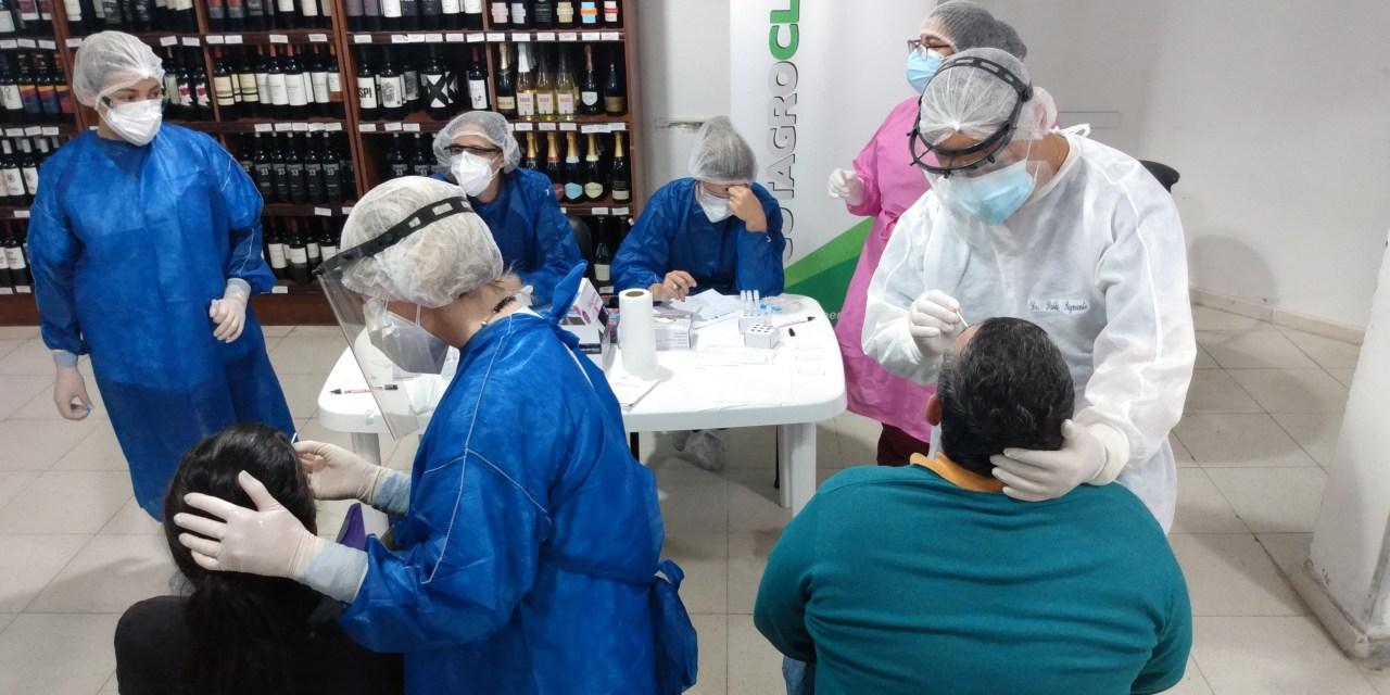 «Operativo identificar» en el súper de Cotagro