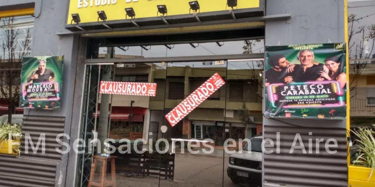 Acta y clausura para la escuela Atahualpa Yupanqui
