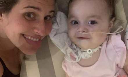 Emma inició su tratamiento y recibió la medicación más cara del mundo