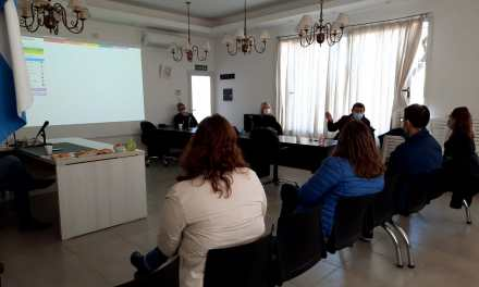 El Intendente habló del COE y la apertura de Atahualpa Yupanqui