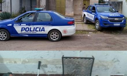 Cabrera: Secuestran elementos relacionado al robo de lechones