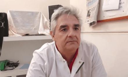 SALUD- 650 dosis de vacunas *EL HOSPITAL TE LLAMA*