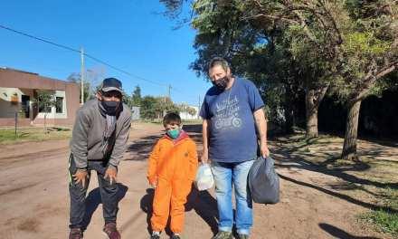 Solidaridad- Pedro y Ramoncito, dos potencias juntas