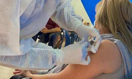 Covid 19: 4730 cabrerenses ya recibieron la primera dosis de vacuna
