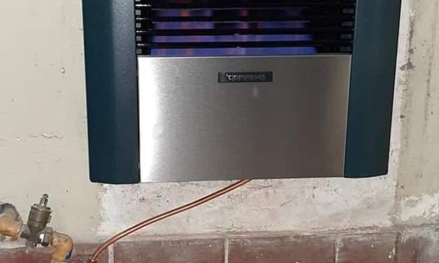 Nuevos calefactores para el IPEA 291