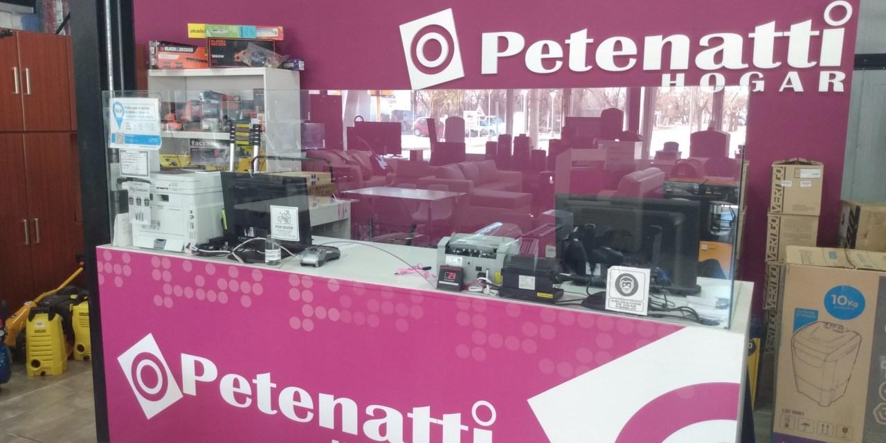 Cambio de horario y novedades en Petenatti Hogar