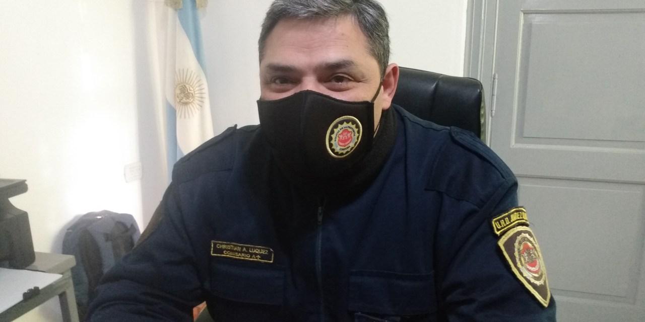 Cabrera – Informe policial