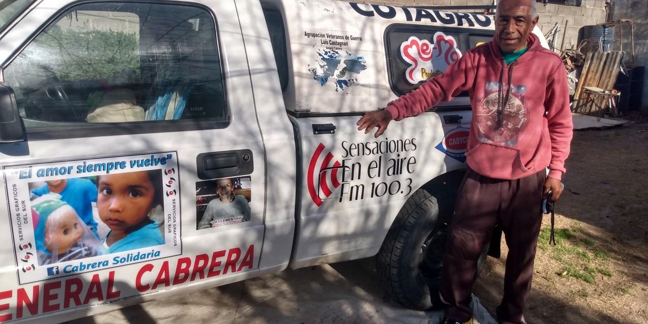 Cabrera Solidaria festejó el Día del Niño en el norte
