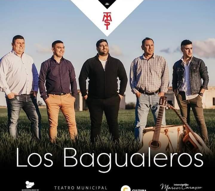 Los Bagüaleros se presentan este sábado en el TMSI